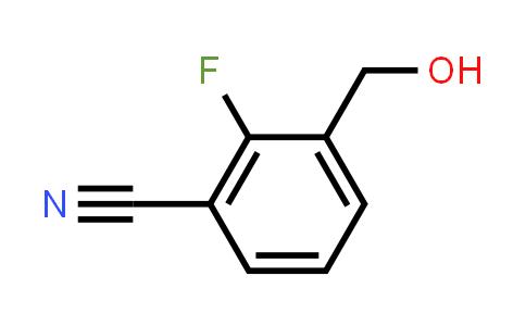 81742-10-1 | 2-fluoro-3-(hydroxymethyl)benzonitrile