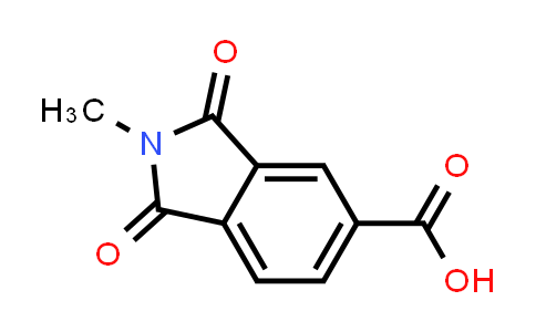 90779-46-7 | 2-METHYL-1,3-DIOXOISOINDOLINE-5-CARBOXYLIC ACID