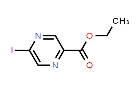 1416575-48-8 | 2-Pyrazinecarboxylic acid, 5-iodo-, ethyl ester