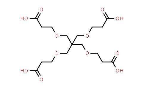 35638-19-8 | 3-[3-(2-carboxyethoxy)-2,2-bis(2-carboxyethoxymethyl)propoxy]propanoic acid