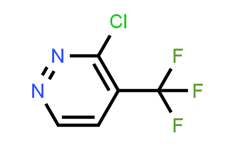 749258-96-6 | 3-chloro-4-(trifluoromethyl)pyridazine