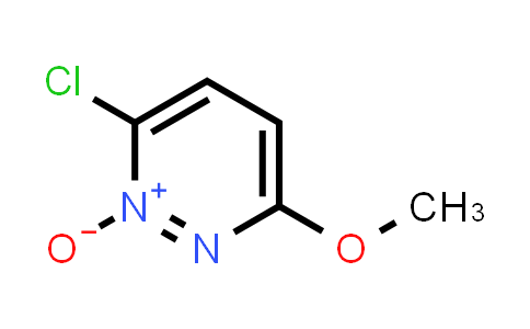 1699047-50-1 | 3-chloro-6-methoxy-pyridazine 2-oxide