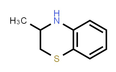 87012-20-2   3-methyl-3,4-dihydro-2H-benzo[1,4]thiazine