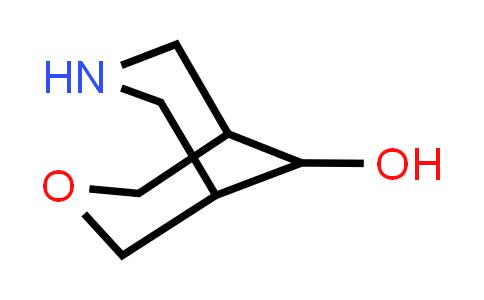 1246187-79-0   3-oxa-7-azabicyclo[3.3.1]nonan-9-ol