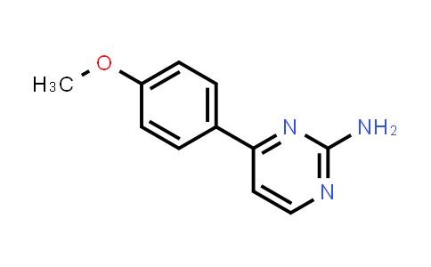 99844-02-7 | 4-(4-METHOXYPHENYL)PYRIMIDIN-2-AMINE