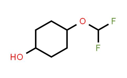 1565472-22-1 | 4-(difluoromethoxy)Cyclohexanol