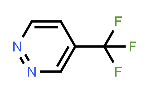 132537-44-1 | 4-(Trifluoromethyl)pyridazine