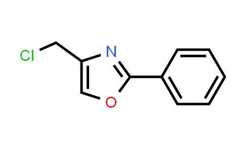 30494-97-4 | 4-Chloromethyl-2-phenyl-oxazole
