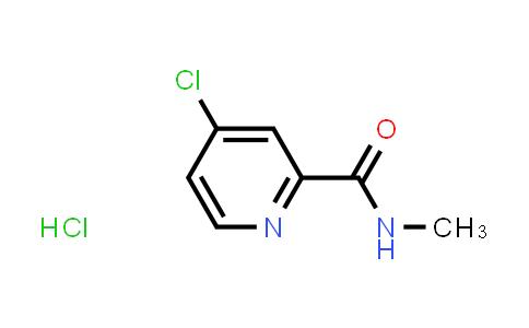 882167-77-3 | 4-Chloro-N-methylpyridine-2-carboxamide Hydrochloride