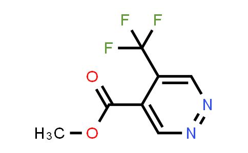 872780-97-7 | 5-trifluoromethyl-pyridazine-4-carboxylic acid methyl ester
