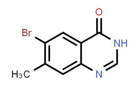 943605-85-4   6-Bromo-7-methylquinazolin-4(3H)-one