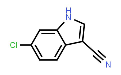 194490-17-0 | 6-Chloro-1H-indole-3-carbonitrile