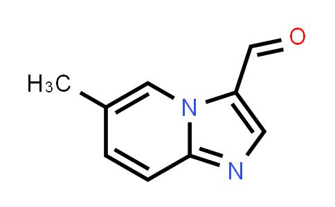 933752-89-7 | 6-Methylimidazo[1,2-a]pyridine-3-carbaldehyde