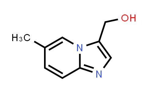 217435-67-1 | 6-methyl-Imidazo[1,2-a]pyridine-3-methanol