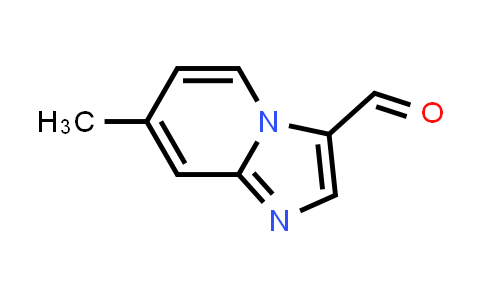 30384-94-2 | 7-METHYLIMIDAZO[1,2-A]PYRIDINE-3-CARBALDEHYDE