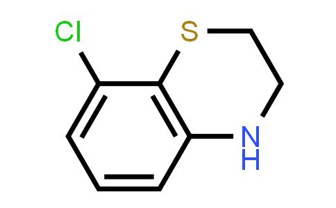 1314394-84-7 | 8-chloro-3,4-dihydro-2H-1,4-Benzothiazine
