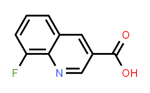 71082-53-6   8-fluoro-quinoline-3-carboxylic acid