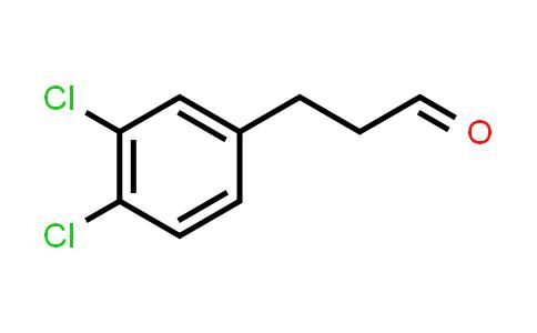 20795-47-5 | Benzenepropanal, 3,4-dichloro-