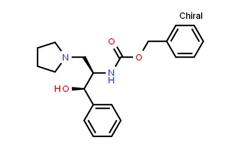 DY459888 | 193545-67-4 | Benzyl [(1R,2R)-1-Hydroxy-1-phenyl-3-(1-pyrrolidinyl)-2-propanyl]carbamate