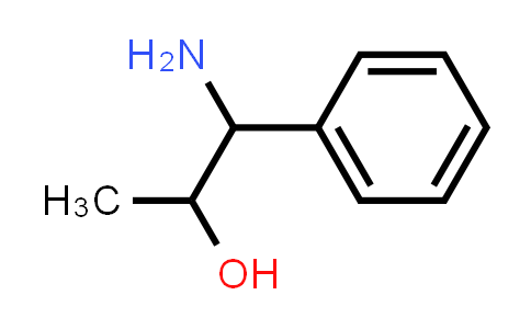 52500-61-5 | Beta-Amino-Alpha-methyl-benzeneethanol