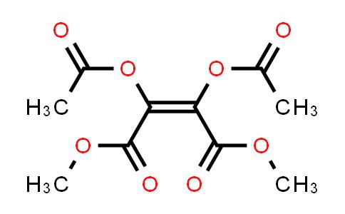 130-84-7   DIMETHYL (Z)-2,3-DIACETYLOXYBUT-2-ENEDIOATE