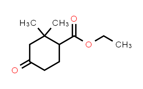 29835-52-7 | ethyl 2,2-dimethyl-4-oxocyclohexanecarboxylate