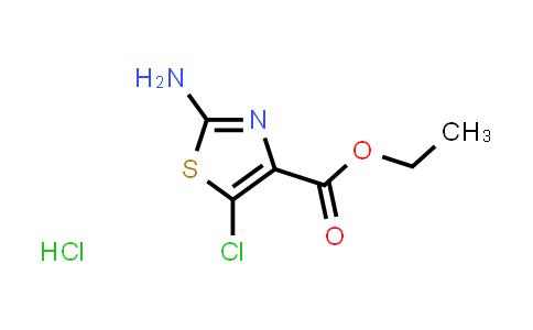 1956341-60-8 | ethyl 2-amino-5-chloro-1,3-thiazole-4-carboxylate hydrochloride