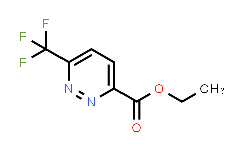 1192155-06-8 | ethyl 6-(trifluoromethyl)pyridazine-3-carboxylate