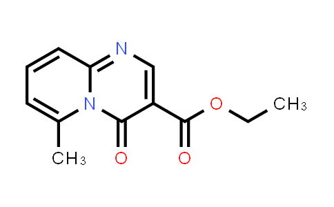 16867-53-1   ethyl 6-methyl-4-oxopyrido[1,2-a]pyrimidine-3-carboxylate