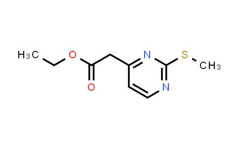 582309-12-4   ETHYL2-METHYLTHIO-4-PYRIMIDIN-ACETATE