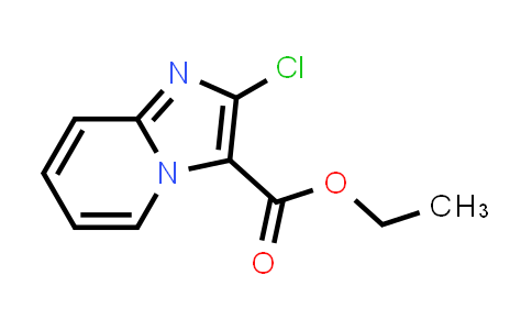 MC459940 | 131773-20-1 | Imidazo[1,2-a]pyridine-3-carboxylic acid, 2-chloro-, ethyl ester