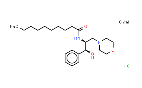 109836-81-9 | L-threo-1-Phenyl-2-decanoylamino-3-morpholino-1-propanol