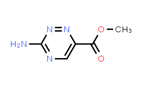 1831085-80-3 | methyl 3-amino-1,2,4-triazine-6-carboxylate