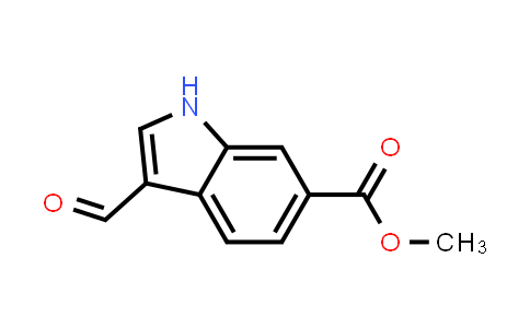 MC459962 | 133831-28-4 | METHYL 3-FORMYLINDOLE-6-CARBOXYLATE
