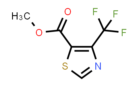 1289104-53-5 | methyl 4-(trifluoromethyl)-1,3-thiazole-5-carboxylate