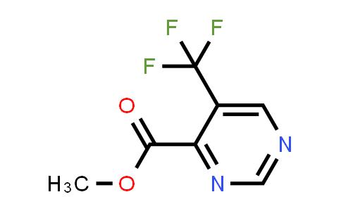 MC459966 | 1803862-44-3 | methyl 5-(trifluoromethyl)pyrimidine-4-carboxylate