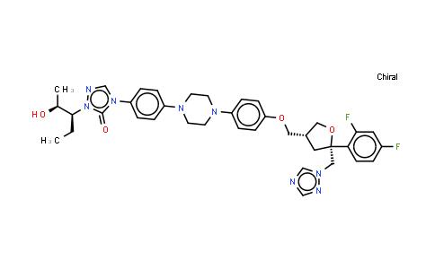 MC459981 | 171228-49-2 | Posaconazole