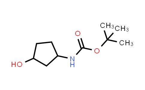 MC459992   14634-52-7   tert-butyl (3-hydroxycyclopentyl)carbamate