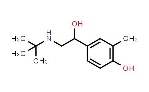MC460006 | 18910-68-4 | α-[[(1,1-dimethylethyl)amino]methyl]-4-hydroxy-3-methyl-Benzenemethanol