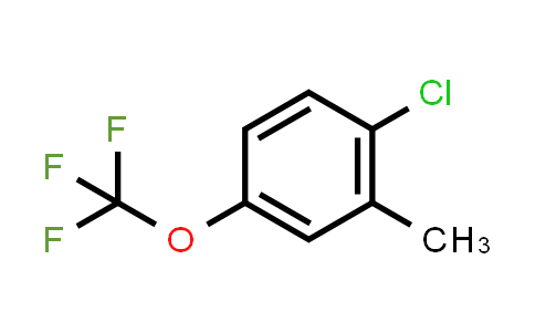 70692-42-1 | 1-chloro-2-methyl-4-(trifluoromethoxy)benzene