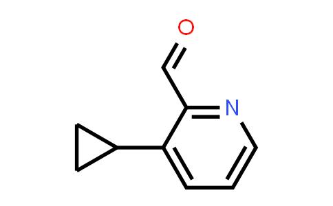 MC460016   1256788-26-7   3-cyclopropylpicolinaldehyde