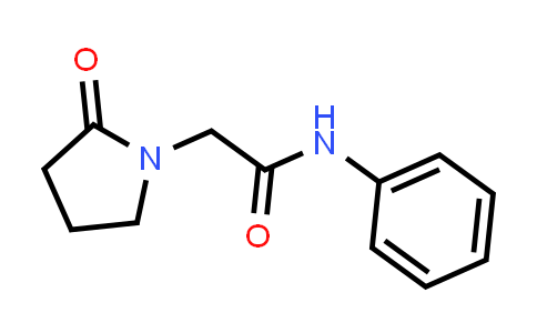 DY460040 | 7458-01-7 | 2-(2-oxopyrrolidin-1-yl)-N-phenylacetaMide