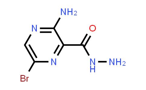 1225062-23-6 | 3-aMino-6-broMopyrazine-2-carbohydrazide