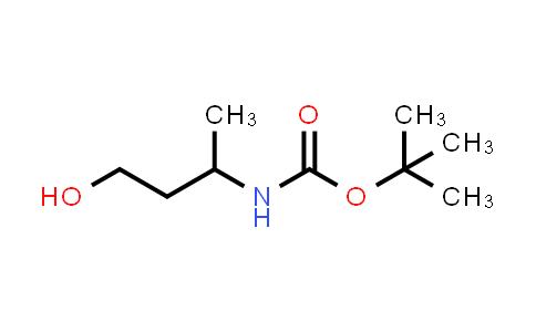 MC460057 | 146514-31-0 | CarbaMic acid, (3-hydroxy-1-Methylpropyl)-, 1,1-diMethylethyl ester