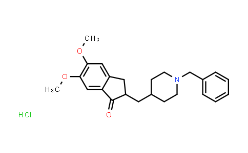 120011-70-3 | 2,3-Dihydro-5,6-dimethoxy-2-[[1-(phenylmethyl)-4-piperidinyl]methyl]-1H-inden-1-one hydrochloride