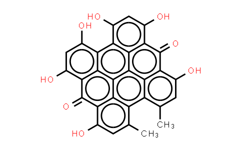 MC460082 | 548-04-9 | Hypericin