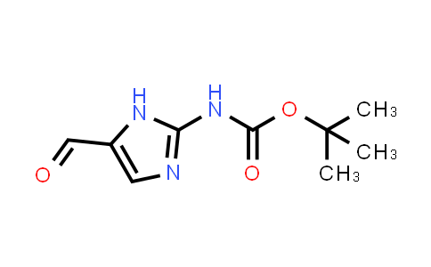 MC460084 | 917919-51-8 | tert-butyl 5-forMyl-1H-iMidazol-2-ylcarbaMate