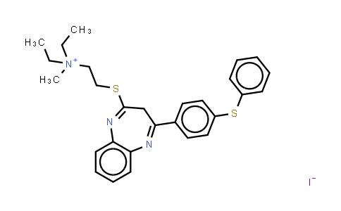 54663-47-7 | tibezonium iodide