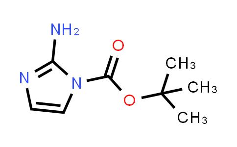 DY460121 | 929568-19-4 | 2-AMino-1-Boc-iMidazole