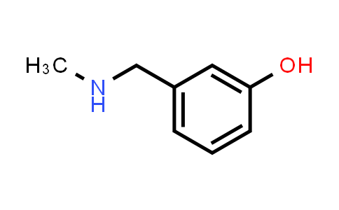 123926-62-5 | 3-[(methylamino)methyl]phenol